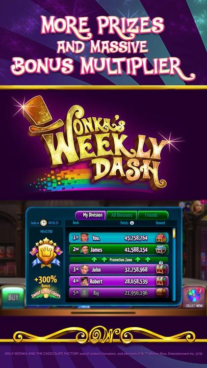 Willy Wonka Slots Vegas Casino screenshot-0