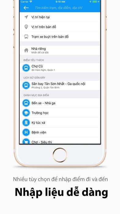 vBus - Xe buýt Việt Nam screenshot three