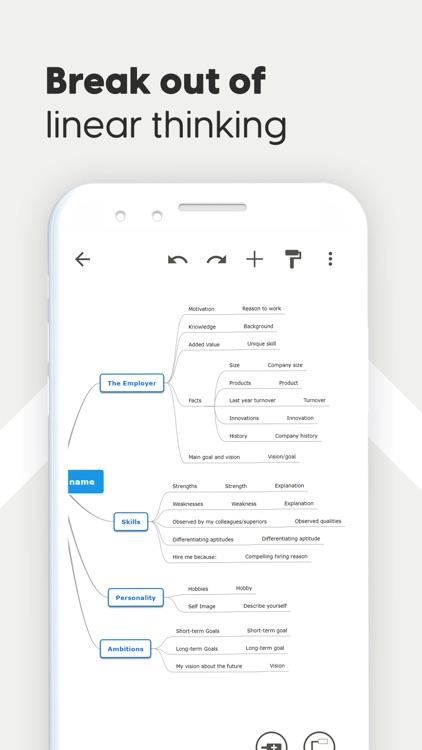 Mind Map Maker - Mindomo screenshot-3
