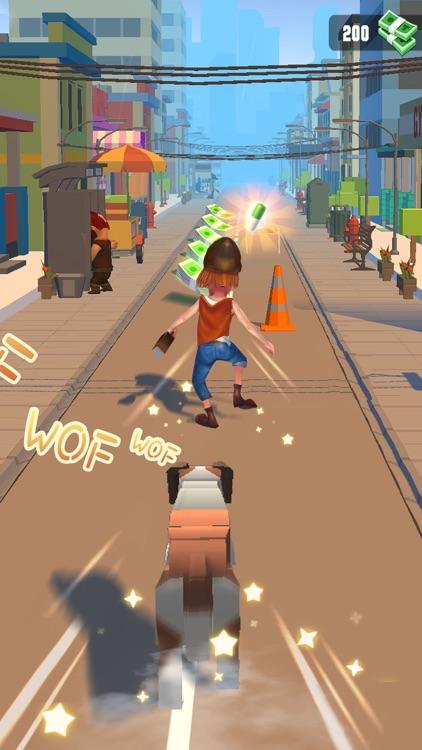 Drunk Run 3D screenshot-4