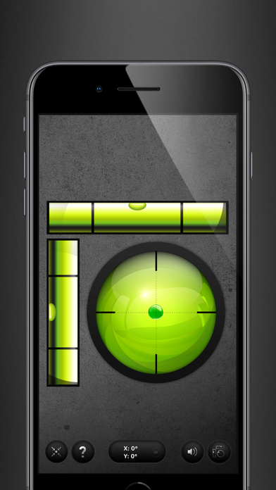 Bubble Level HD screenshot two