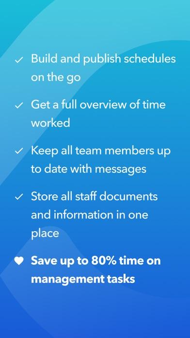 Planday Employee Scheduling screenshot two