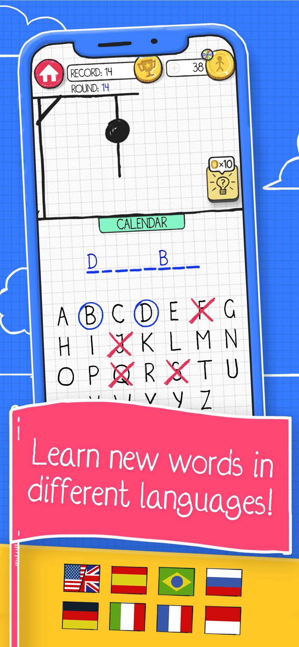Hangman - Guess Words hack tool