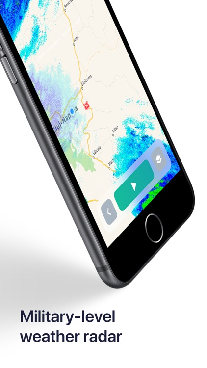 WeatherKit -Live Weather Radar