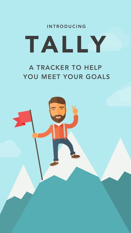 Tally: The Anything Tracker