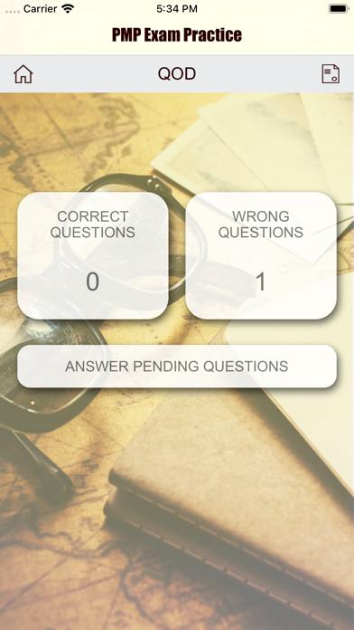 PMP Revision Aid screenshot 6