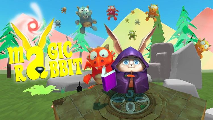 Magic Rabbit vs Dragons screenshot-0