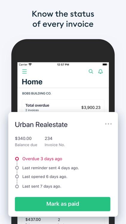 Invoice2go Easy Invoice Maker screenshot-4