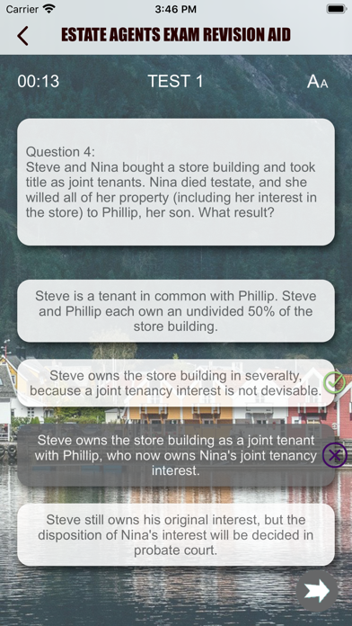 Estate Agents - Revision Aid screenshot 7