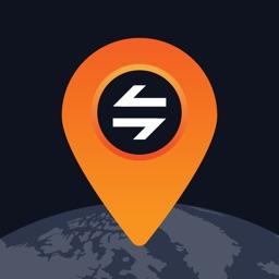 GPS Coordinates °