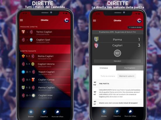 CalcioCasteddu screenshot 7
