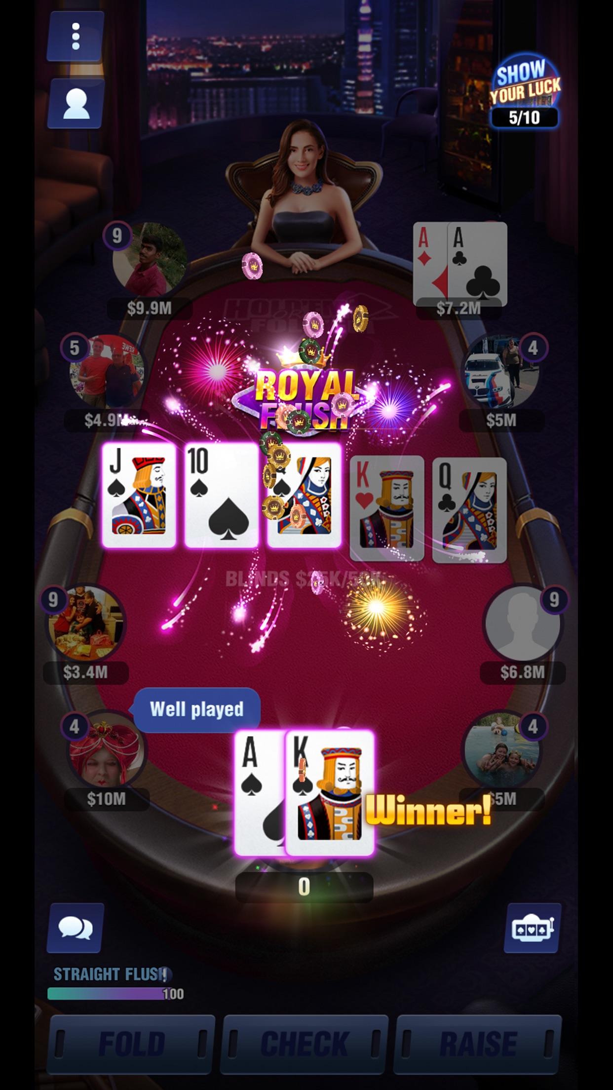 Usa las vegas online casino