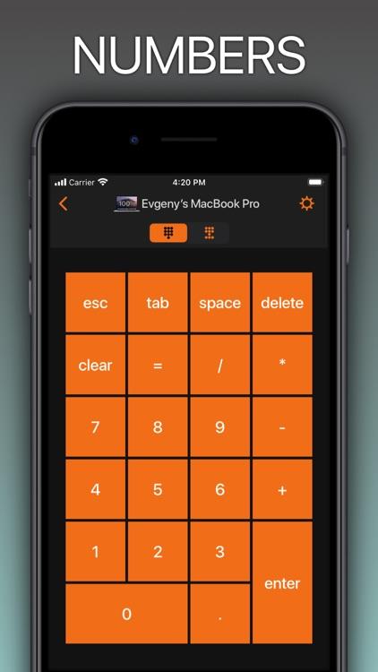 Remote NumPad & KeyPad Pro screenshot-0