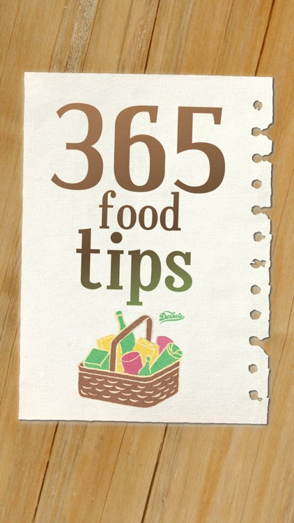 365 food tips (Full)