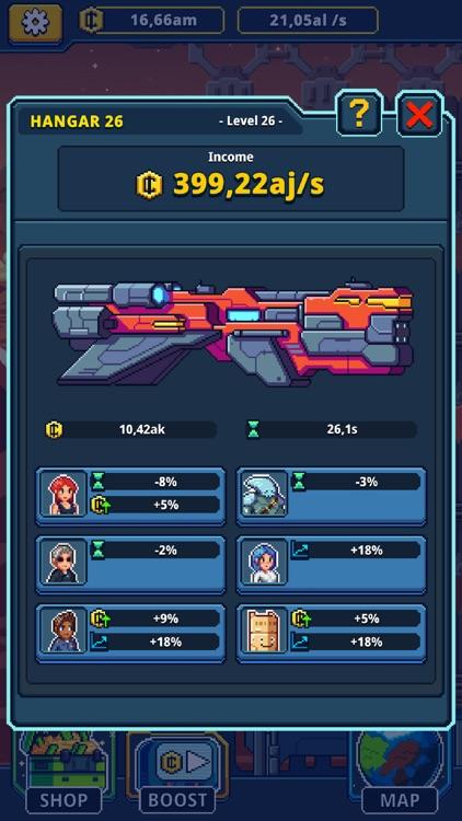 Idle Space: Tycoon screenshot-4