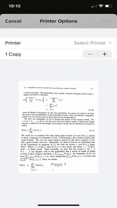 Quick Scan - PDF Docs Creator屏幕截图5