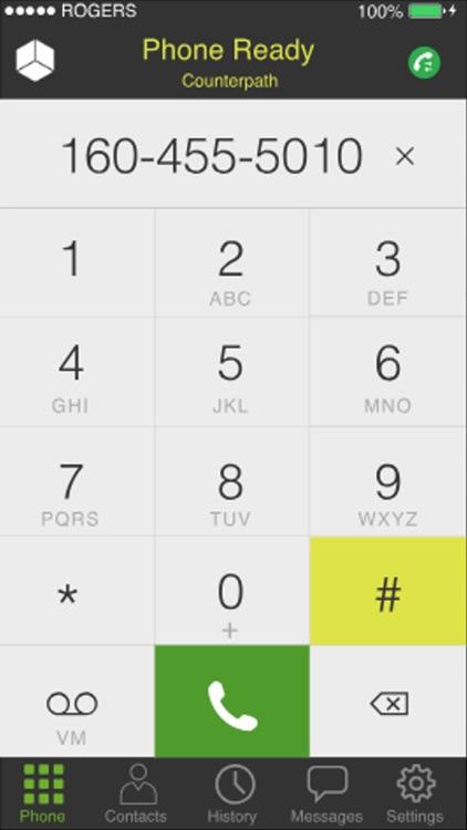 CrossPoint Softphone