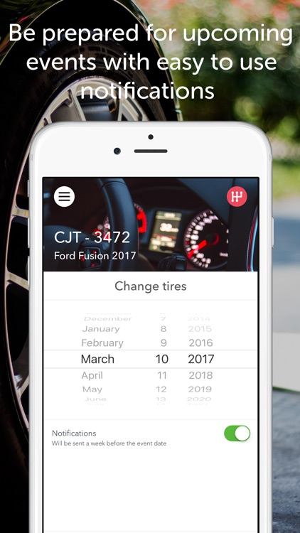 Car Assistant -Service history screenshot-1
