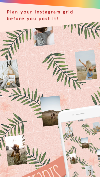 Typic Grids for Instagram screenshot 2