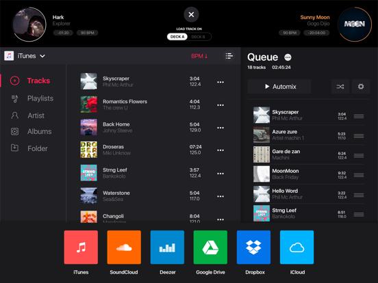 edjing Mix - dj app by MWM (iOS, United States) - SearchMan App Data
