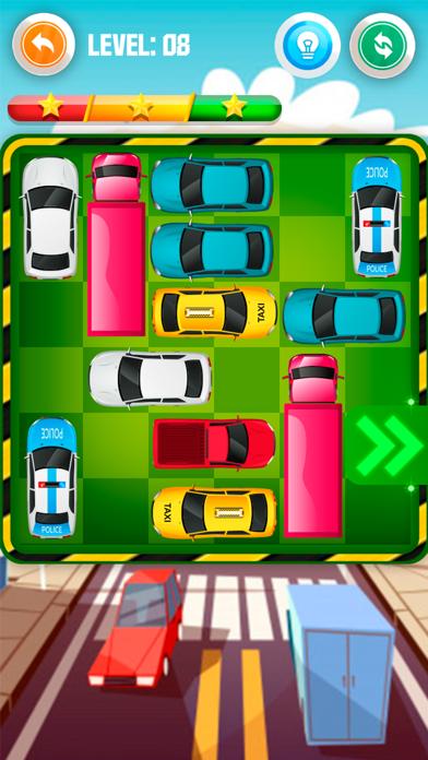 Parking Puzzle Games screenshot 1