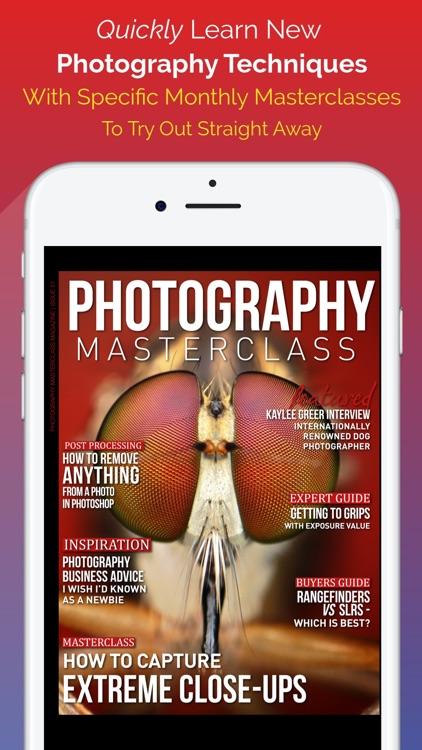 Photography Masterclass Mag