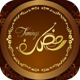 Ramadan Timings (Ramzan)