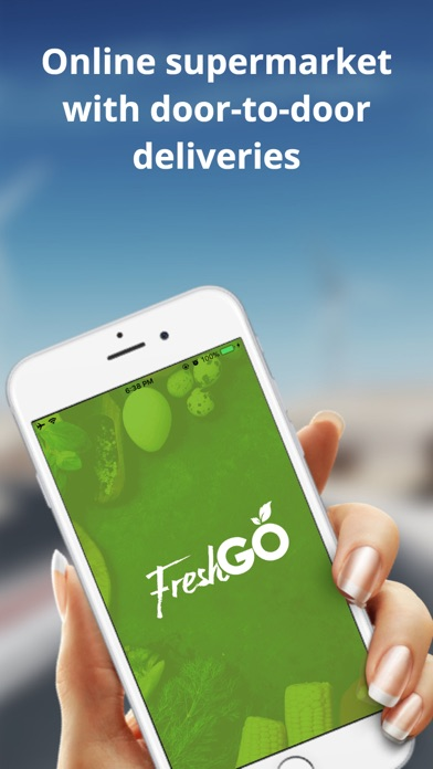 FreshGo screenshot one