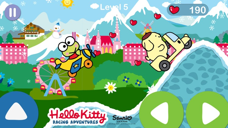 Hello Kitty Racing Adventures screenshot-5