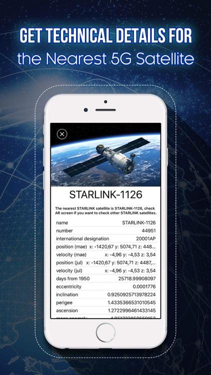 Starlink AR Tracker screenshot-4