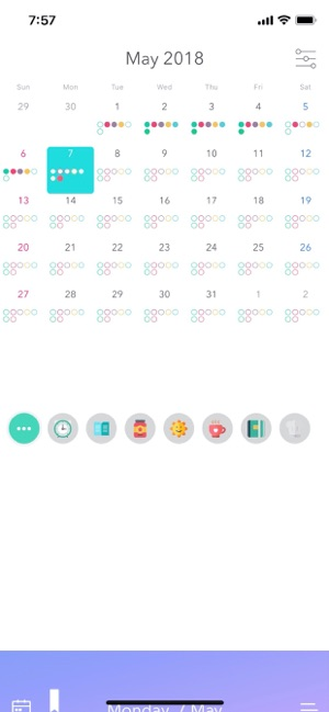 ‎Weple Habit - Daily Routine Screenshot
