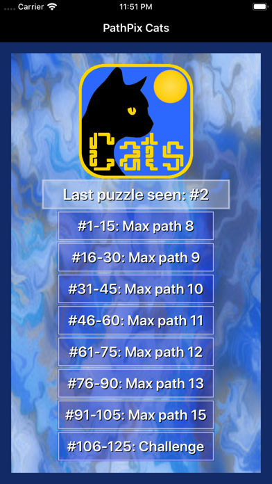PathPix Cats screenshot 13