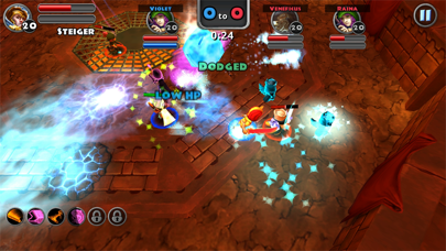Screenshot from Dungeon Quest