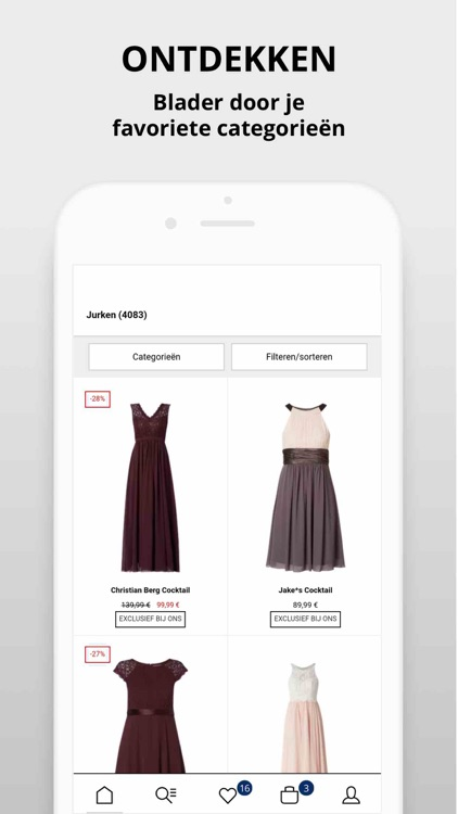 Peek&Cloppenburg Fashion Shop screenshot-3