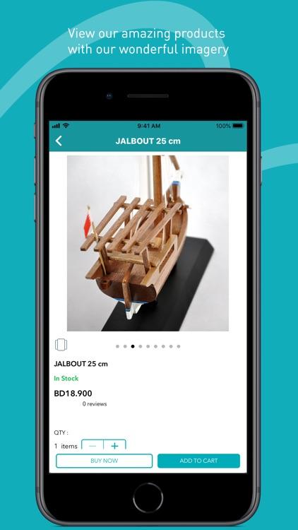 Bahrain Handicrafts screenshot-3