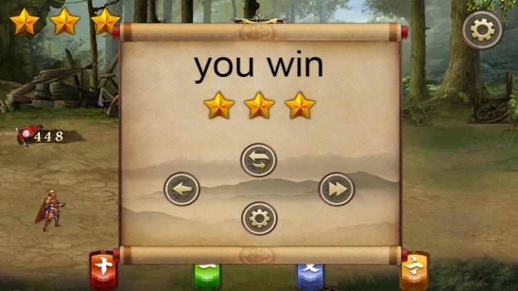 三国争霸-攻城略地 screenshot-8
