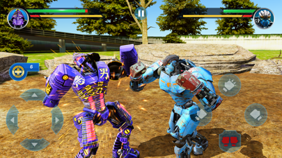 Screenshot for Real Steel in Russian Federation App Store
