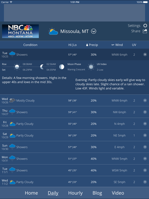 NBC MT Severe WX Alert Team | App Price Drops