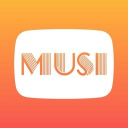 M.U.S.I .Music Video Streamer