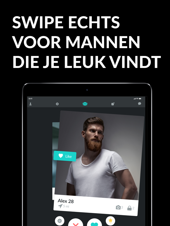 Dating apps voor Gay