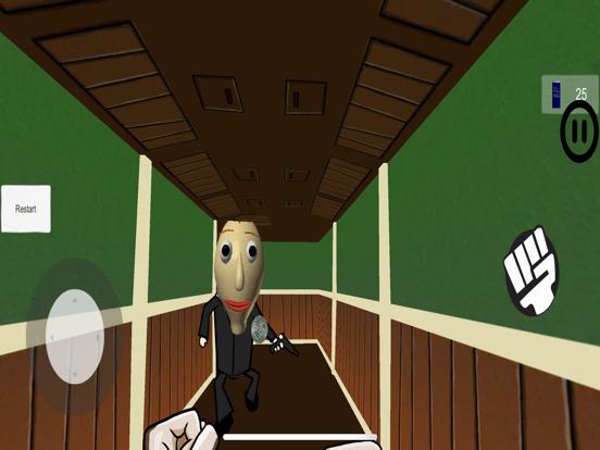 Super Baldi Survival School screenshot 4