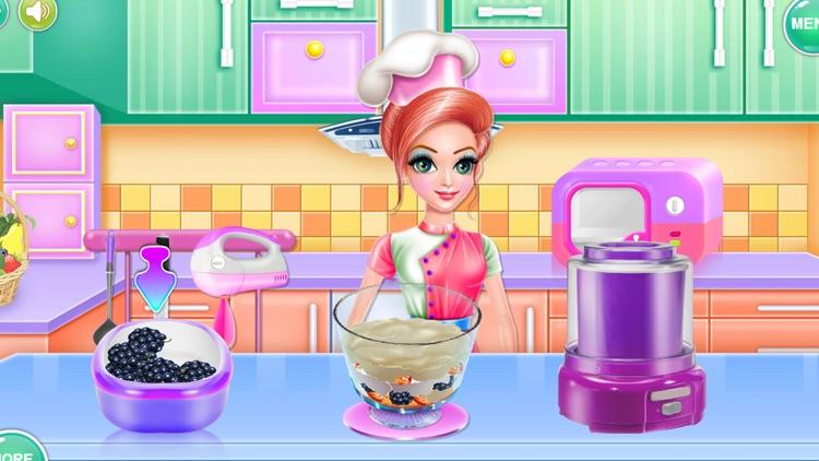 Food Maker - Dessert Recipes screenshot-6