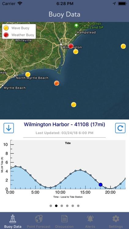 Marine Weather Forecast Pro screenshot-4