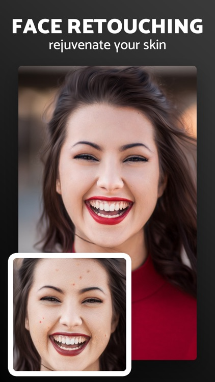 Pixl - Face Blemish Remover screenshot-2