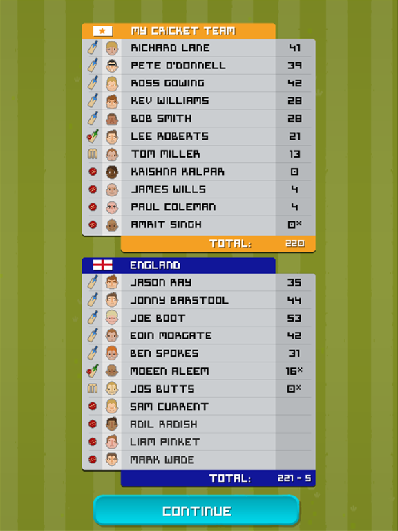 Nations Cup Cricket 2019 screenshot 9