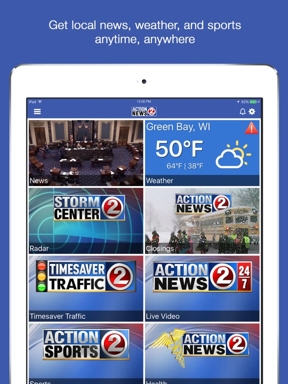Action 2 News On the Go - WBAY | App Price Drops