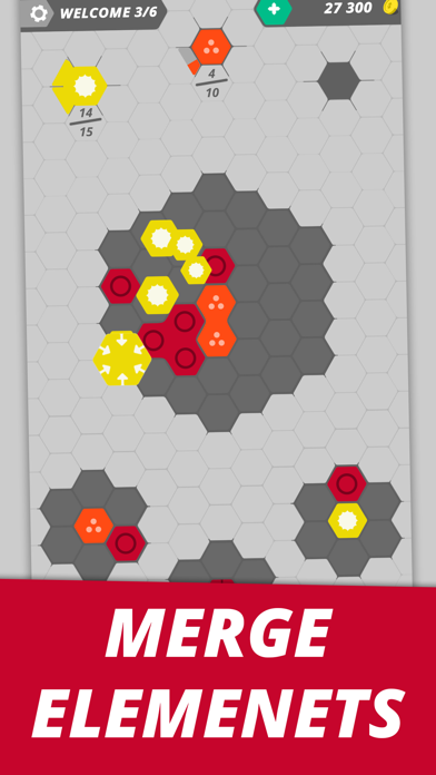 Hexme - IQ & Puzzle game screenshot 2
