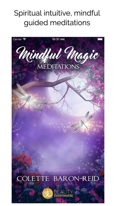 Mindful Magic Meditations screenshot one