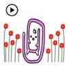 Animated Office Supplies Emoji
