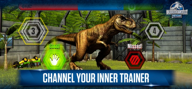 Jurassic World™: The Game on the App Store